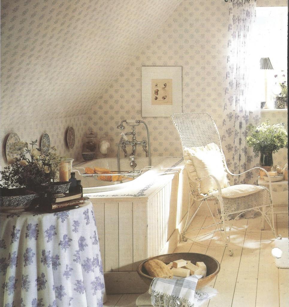 Come arredare il bagno in stile provenzale for Arredamento stile country provenzale