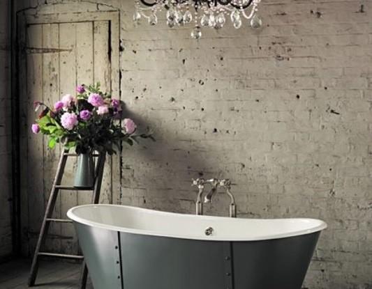 Come arredare un bagno in stile shabby arredo bagno for Arredo shabby economico