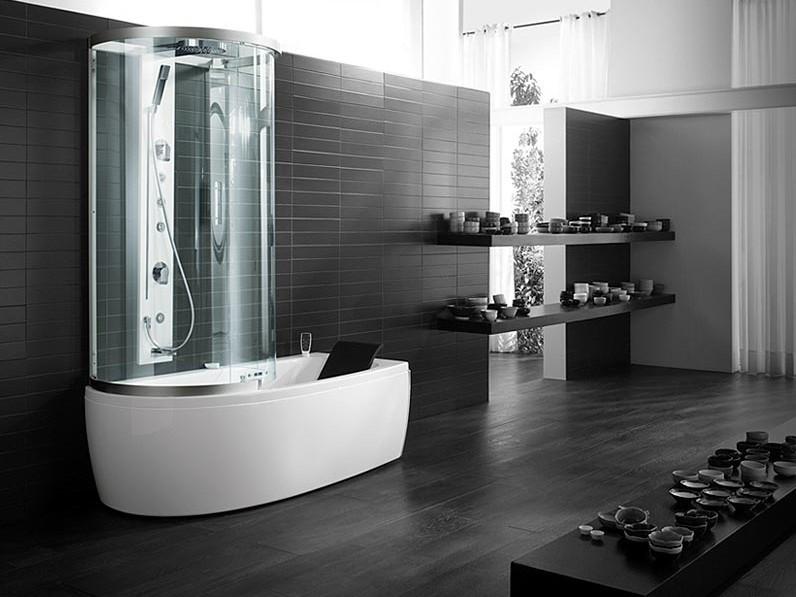 Vasca Da Bagno Uma Jacuzzi : Vasche da bagno con doccia jacuzzi ~ ispirazione interior design