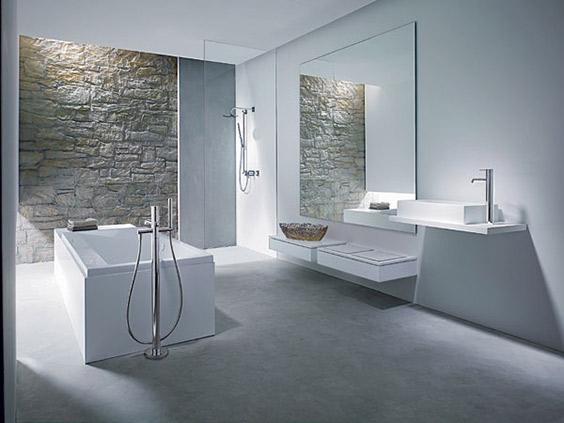 Come arredare un bagno grande belbagno - Arredare un bagno ...