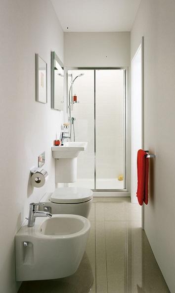 Come ricavare un secondo bagno in poco spazio for Elementi bagno