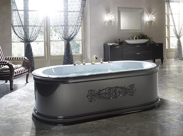 Vasche da bagno particolari - Vasche da bagno esterne ...