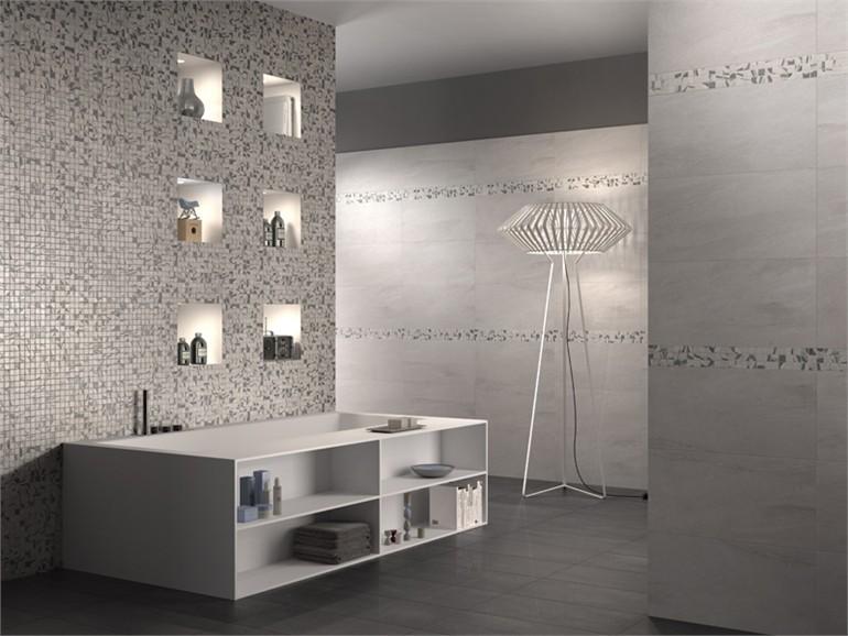 Pavimenti per il bagno pavimentazioni bagno restyling - Piastrelle casalgrande padana ...