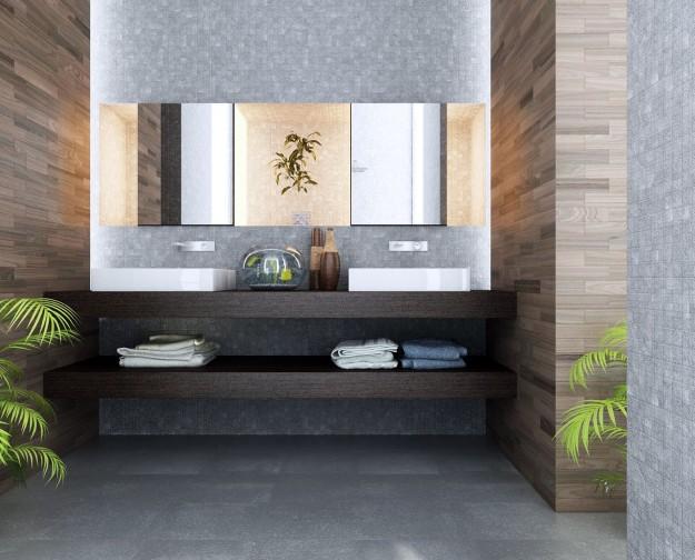 Mobili per il bagno in legno a Padova | Arredamento in Legno Bagno