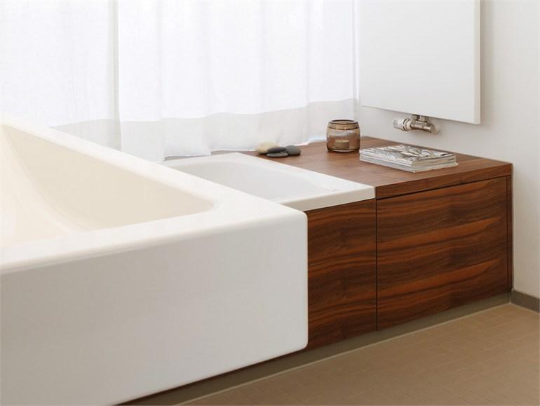 mobili legno bagno padova