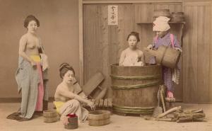 ofuro rituale giapponese