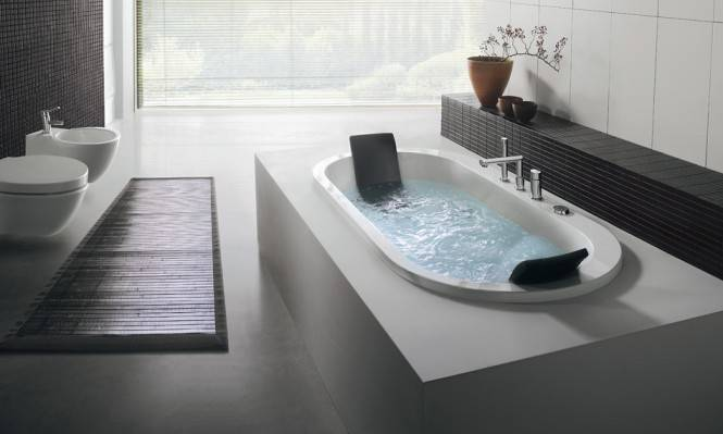 Vasche da bagno in muratura a padova vasca da bagno mosaico - Vasca da bagno muratura ...