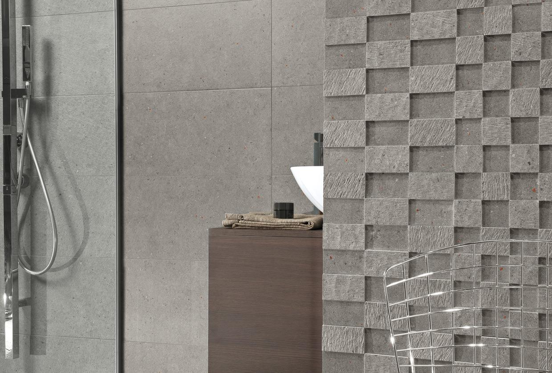 Come scegliere le piastrelle del bagno piastrelle bagno - Altezza mattonelle bagno ...