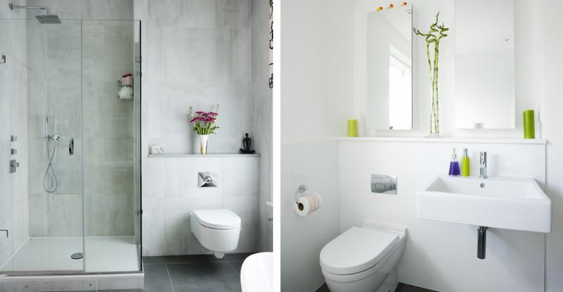 Come arredare un bagno piccolo arredamento per bagno - Bagno piccolo con doccia ...