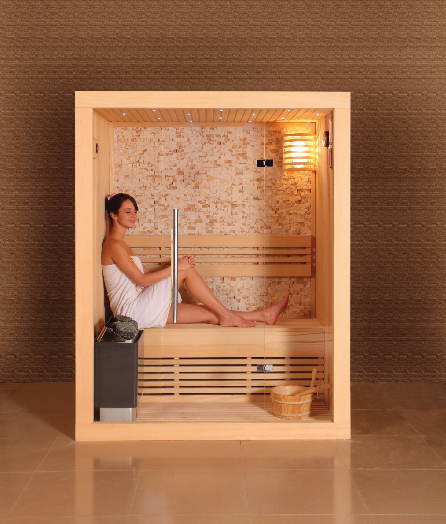 Sauna a casa bagno turco padova for Costruire una sauna in casa