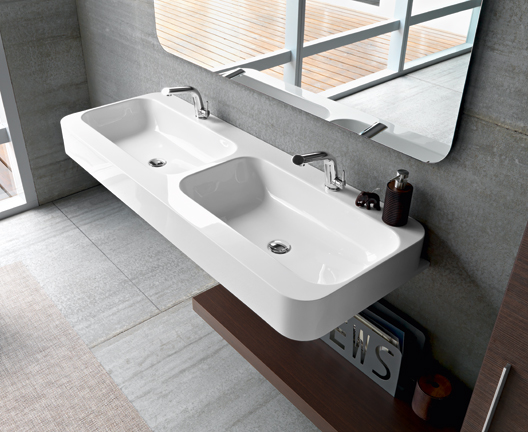 Un lavandino per lo stile del tuo bagno sanitari e accessori d