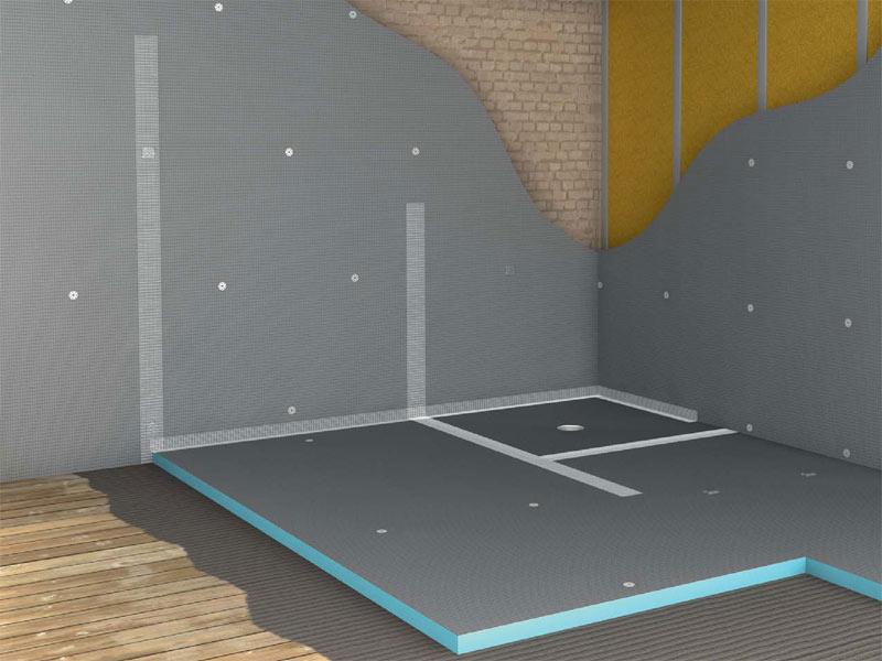 Piatti doccia piastrellati a filo pavimento piatto doccia padova - Doccia a filo pavimento ...