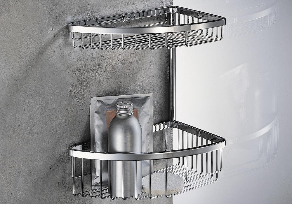 Portaoggetti per doccia colombo design a padova e vicenza for Accessori x il bagno