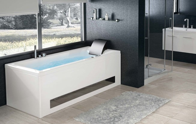Vasca doccia idromassaggio Grandform