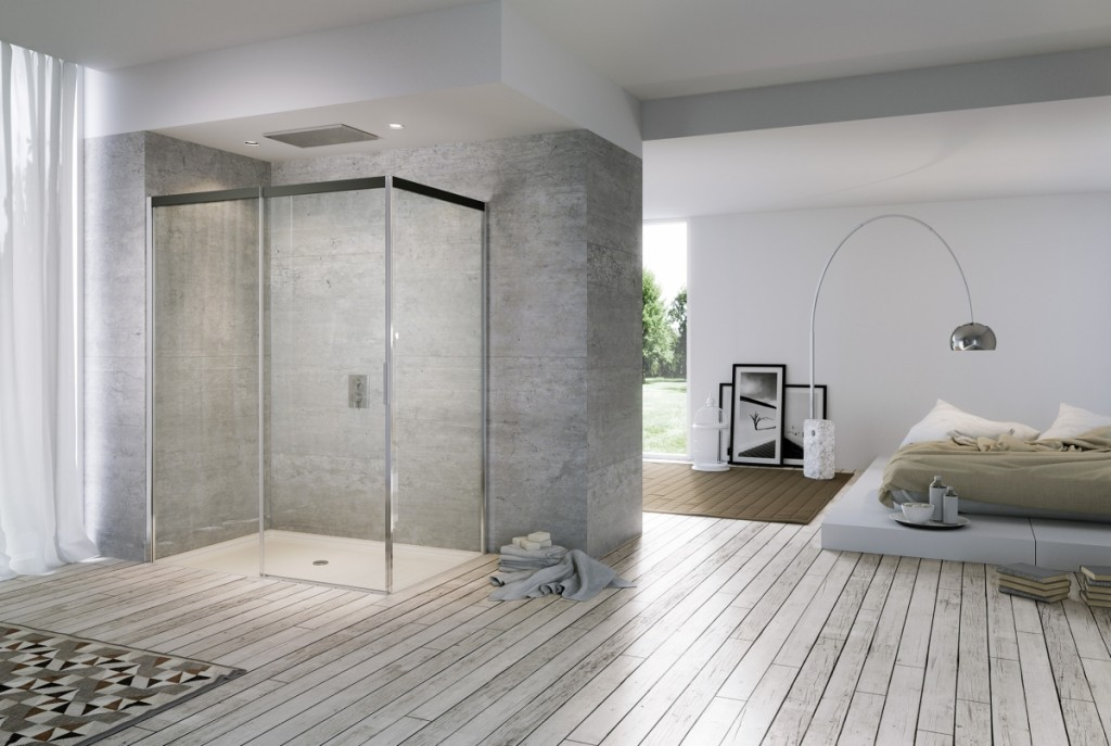 cabina doccia Duka - Quadra