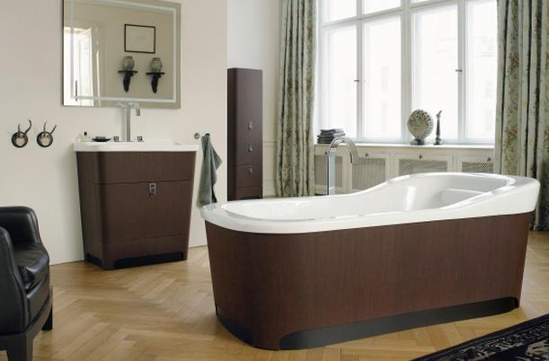 Vasca da bagno duravit a padova e vicenza - Vasca da bagno libera installazione ...