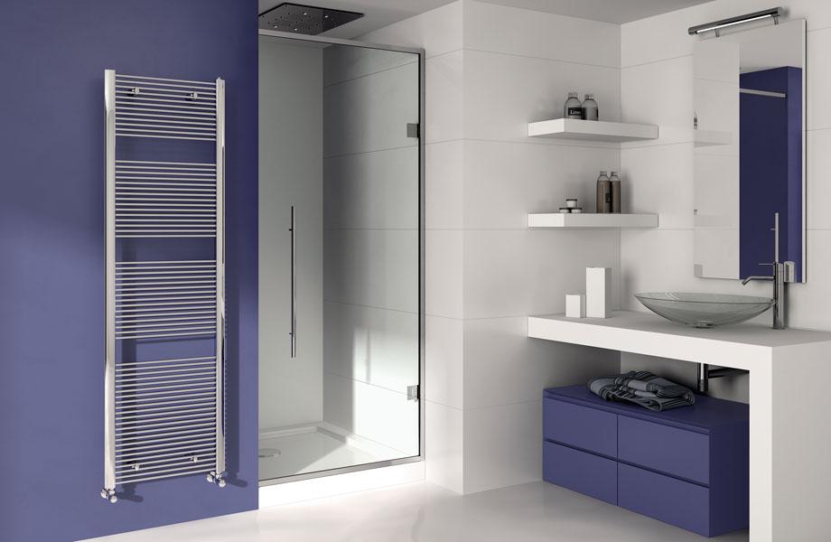 Radiatori da bagno irsap a padova e vicenza - Scaldare il bagno elettricamente ...