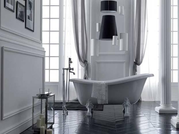 Accessori da bagno in stile retr a padova e vicenza - Accessori bagno classico ...