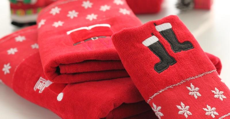 Come decorare il bagno per natale bagno stile natalizio