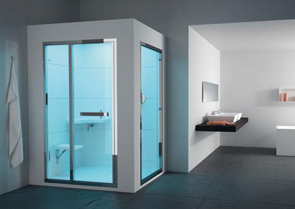 Doccia sauna teuco a padova e vicenza - Box doccia vicenza ...