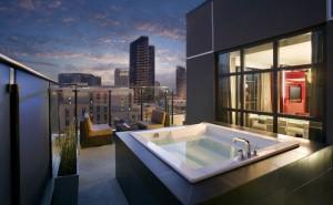 Arredo bagno per alberghi a Padova e Vicenza