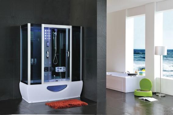 Chiusura doccia per vasca da bagno a padova e vicenza - Vasca con cabina doccia prezzi ...