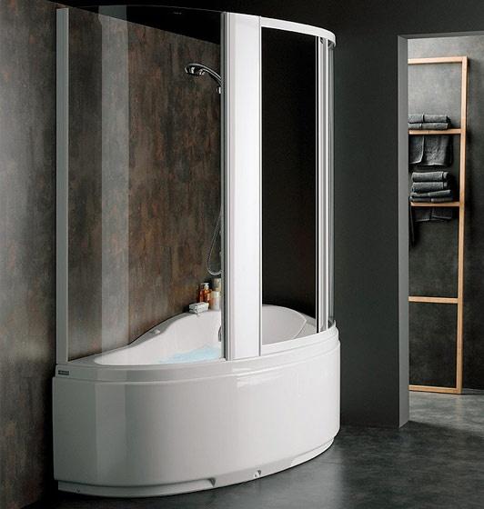 Chiusura doccia per vasca da bagno a padova e vicenza - Da doccia a vasca da bagno ...