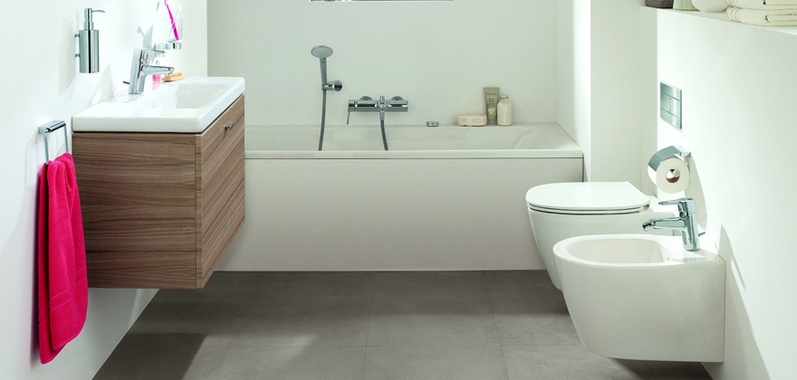 Lavabo ideal standard connect a padova e vicenza for Vedo e arredo
