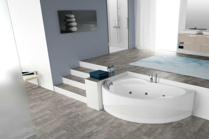 vasca angolare novellini vogue a padova e vicenza. Black Bedroom Furniture Sets. Home Design Ideas