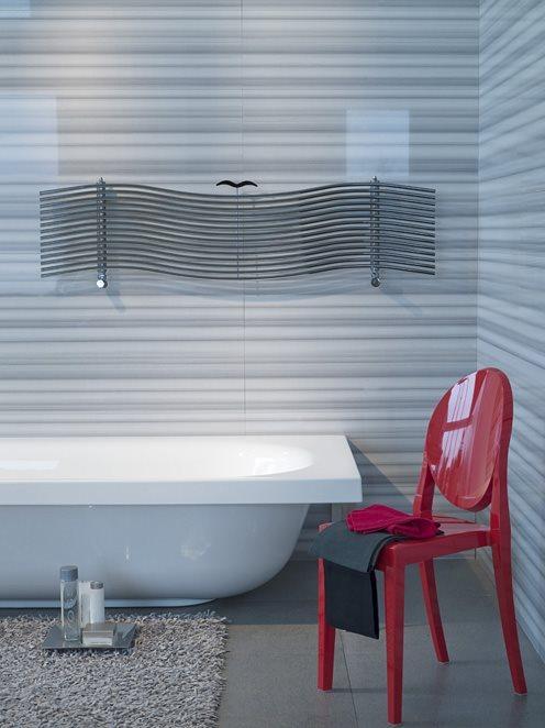 Caloriferi da bagno di design radiatori di desing - Caloriferi per bagno ...