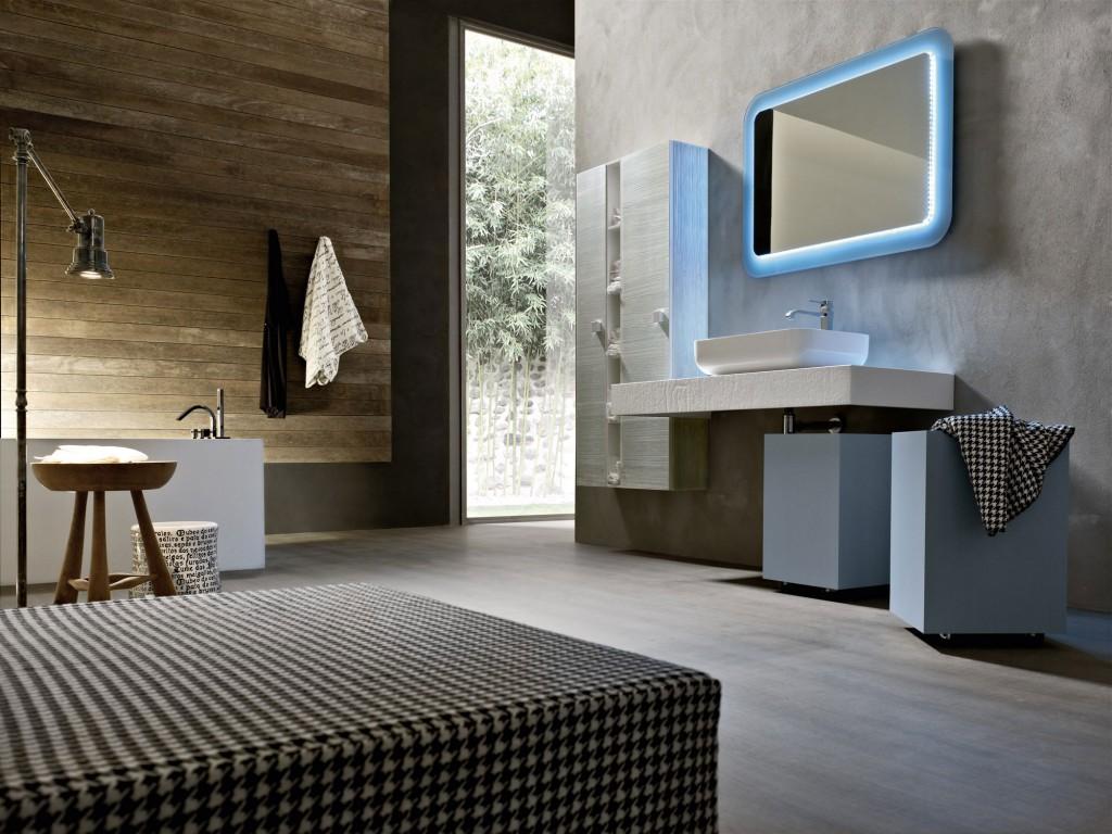 Specchi per bagno arbi a padova e vicenza for Planimetrie del bagno
