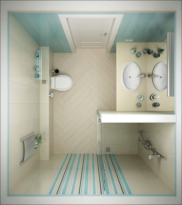 Come arredare bagno di servizio