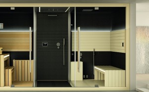 doccia sauna Jacuzzi