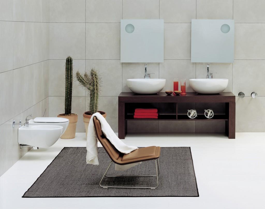 Come rivestire un bagno moderno rivestimenti per bagno for Rivestimenti bagni moderni