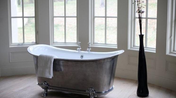 Vasche Da Bagno Stile Inglese : Vasca da bagno da appoggio padova e vicenza