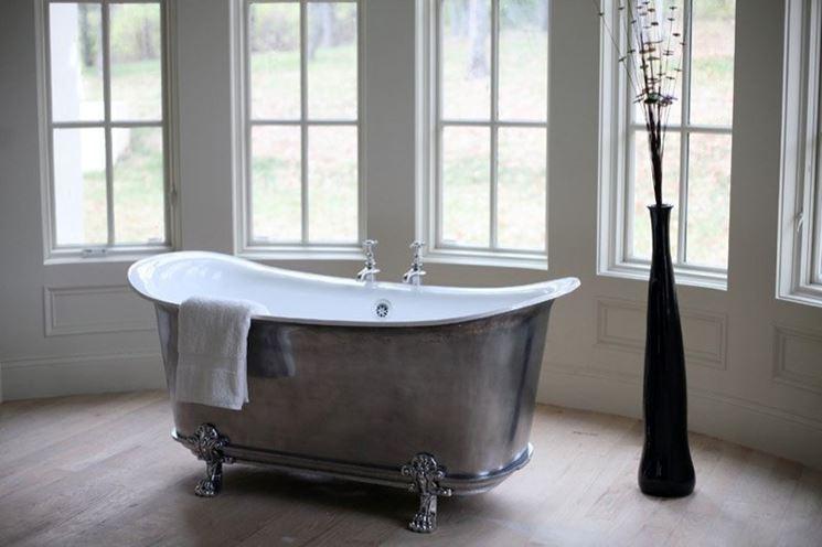 Vasca Da Bagno Zampe Di Leone : Vasca da bagno da appoggio padova e vicenza