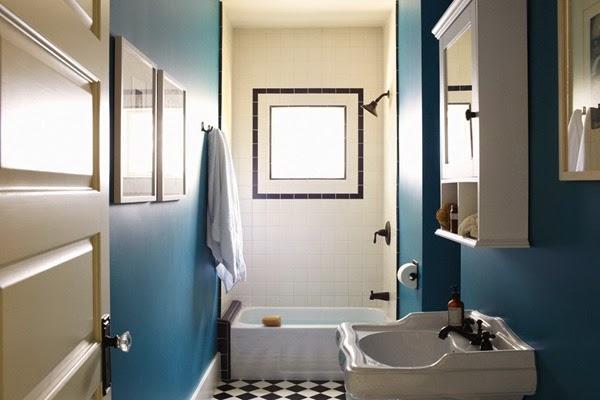 Come arredare il bagno spendendo poco - Arredare casa spendendo poco ...