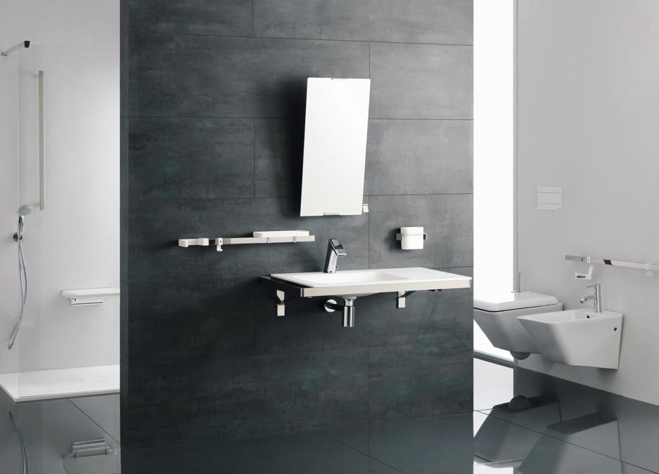 Come rinnovare il bagno senza togliere piastrelle - Togliere piastrelle bagno ...