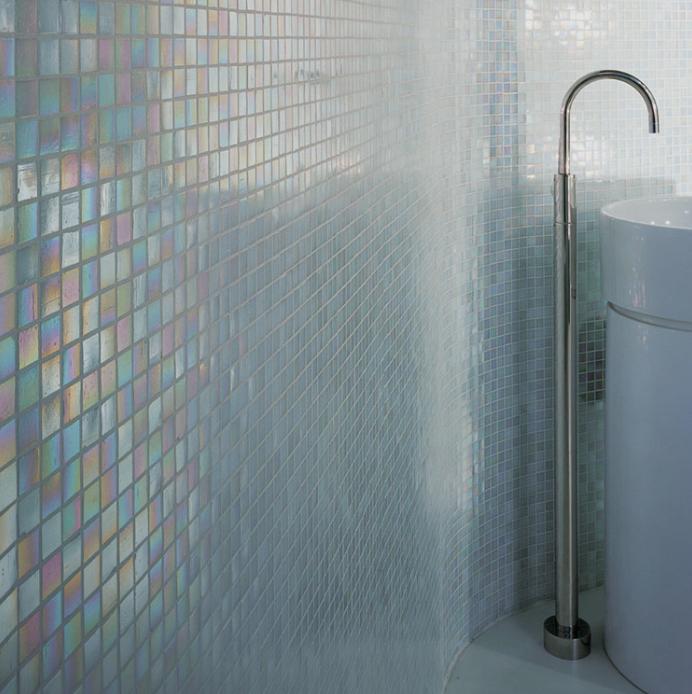 Come Rivestire un Bagno con Mosaico