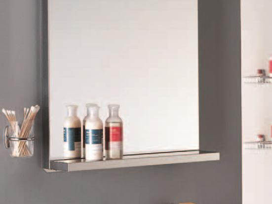Specchio con mensola inda a padova e vicenza - Specchio con mensola ...
