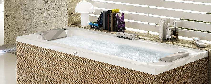 Come scegliere la vasca da bagno - Vasca da bagno quadrata ...