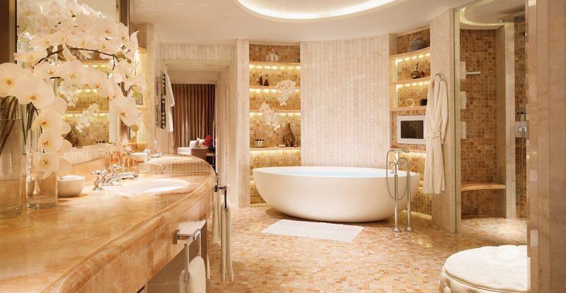 Come arredare un bagno elegante - Arredo bagno classico elegante prezzi ...