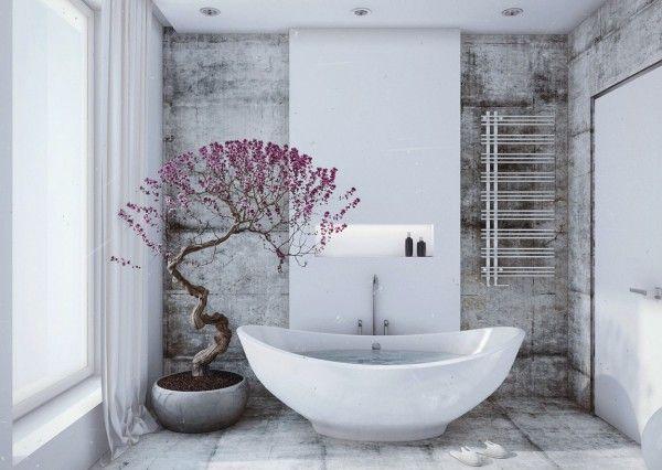Come arredare il bagno secondo il feng shui - Bagno feng shui ...