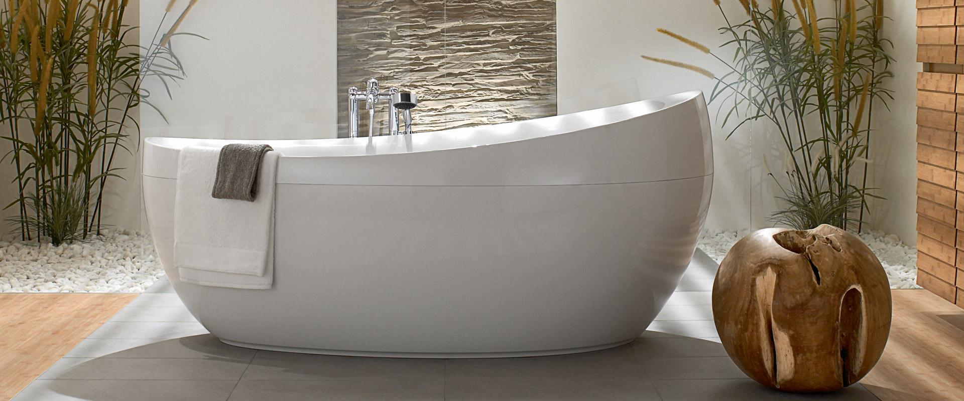 Vasche da bagno villeroy boch a padova e vicenza - Vasche da bagno ovali ...