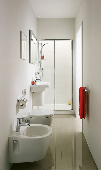 Come ricavare un secondo bagno in poco spazio for Arredo bagno piccole dimensioni