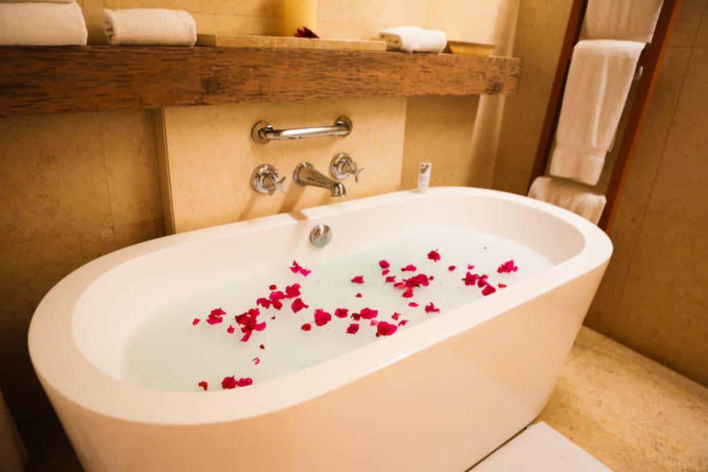 Idee per un Bagno Romantico