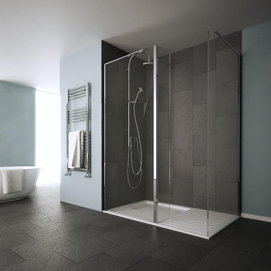 Grandform piatto doccia a padova e vicenza - Prix installation douche italienne ...