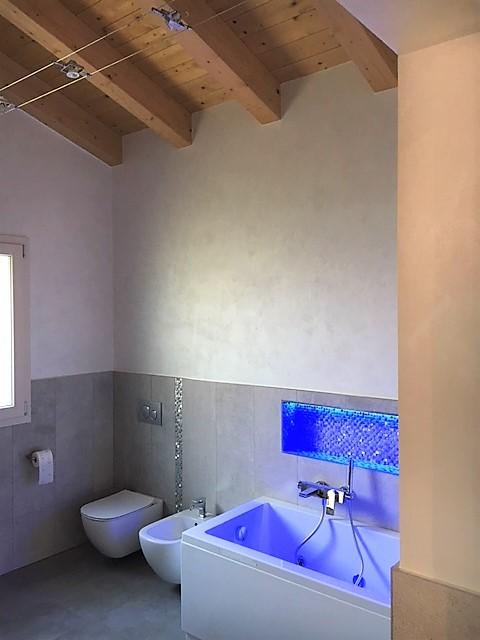 Come arredare il bagno in una nuova costruzione